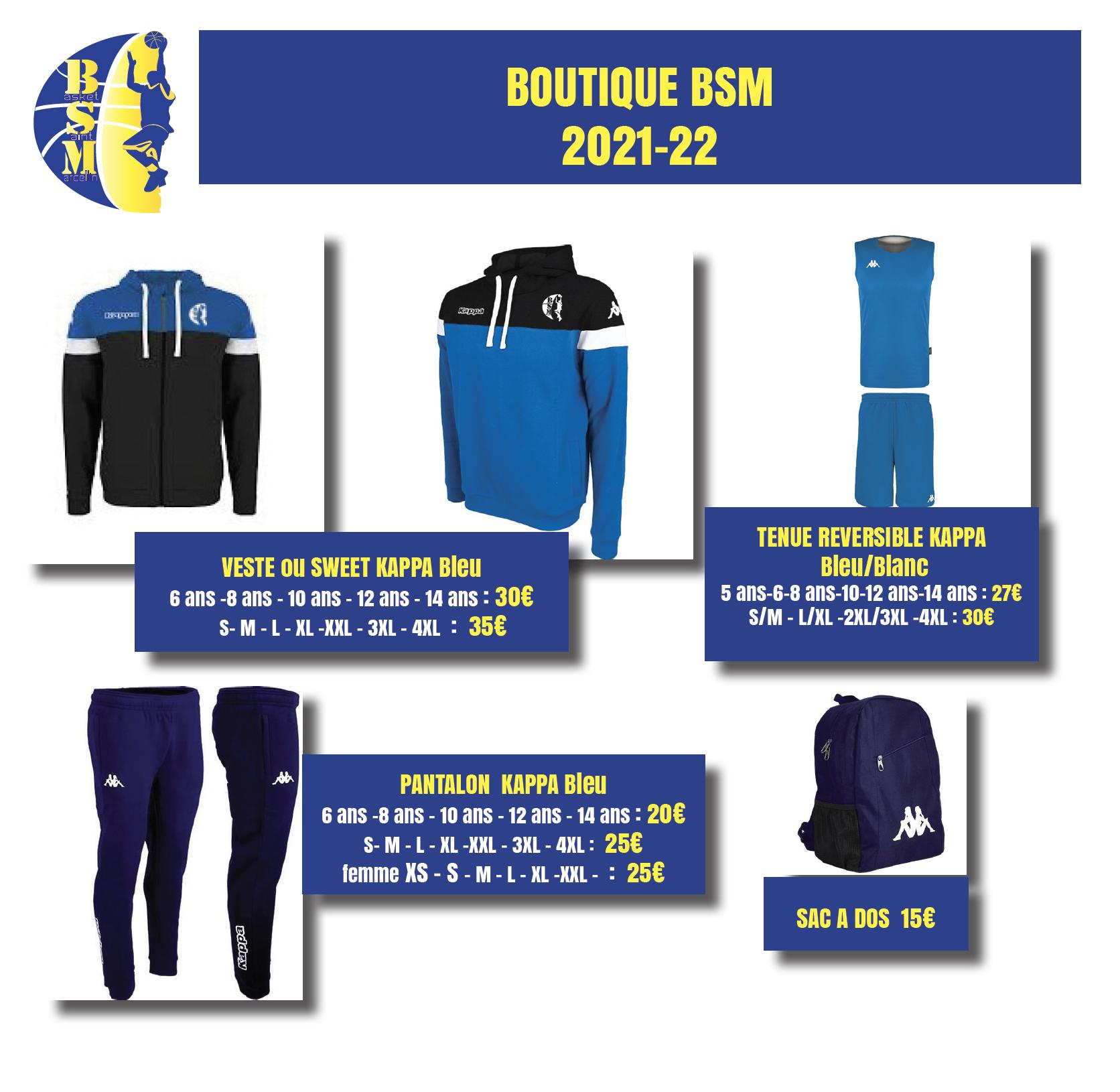 Boutique BSM